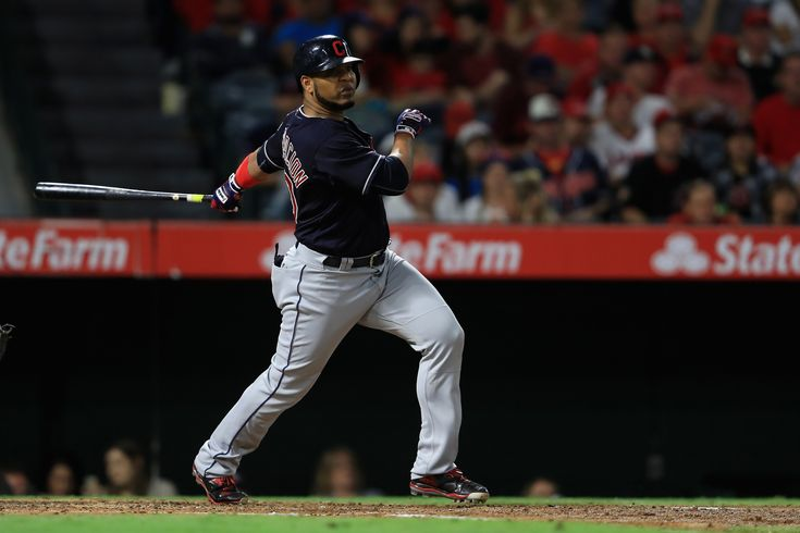 Most colossal sports contracts signed in 2017:  Edwin Encarnacion  - Contract: 3 years, $60 million -  Cleveland Indians designated hitter Edwin Encarnacion signed a three-year deal that includes a $5 million signing bonus, for a total of $60 million. He'll earn an average annual salary of $20 million and enter free agency in 2021. The fan favorite is more than just a slugger, though: A lucrative package of attendance incentives stands testament to Encarnacion's popularity in Cleveland.