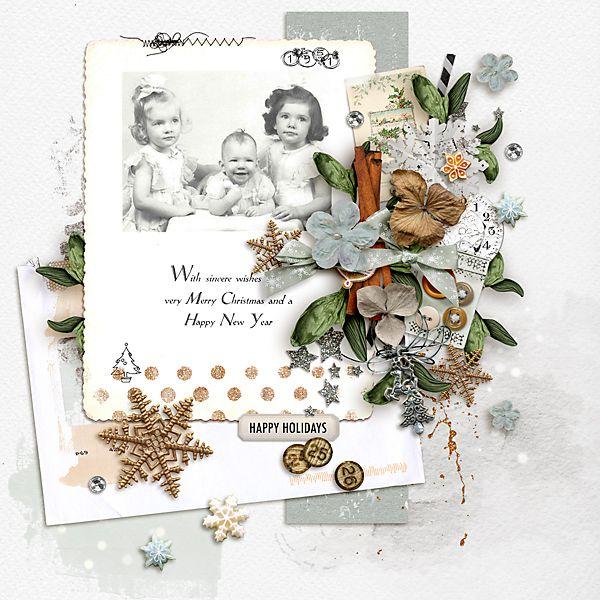 1951-Christmas Card