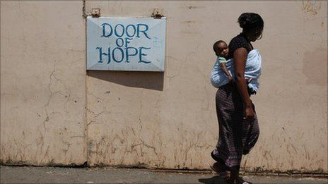 "more than 2,000 children are said to be banned in south africa every year :( ""Mothers can place their babies, usually newborn, inside and leave them anonymously to be found and cared for.""--Door of Hope in Johannesburg"
