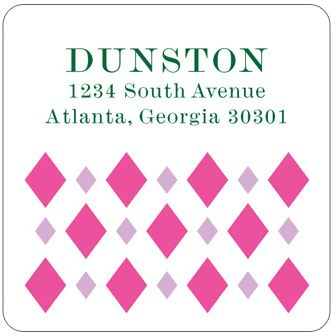 Pink Argyle Address LabelsFeb 8Th, Catalog, Blue Argyle, Argyle Address, Kite Fly, Band Aid, Address Labels, Products, Pink Argyle