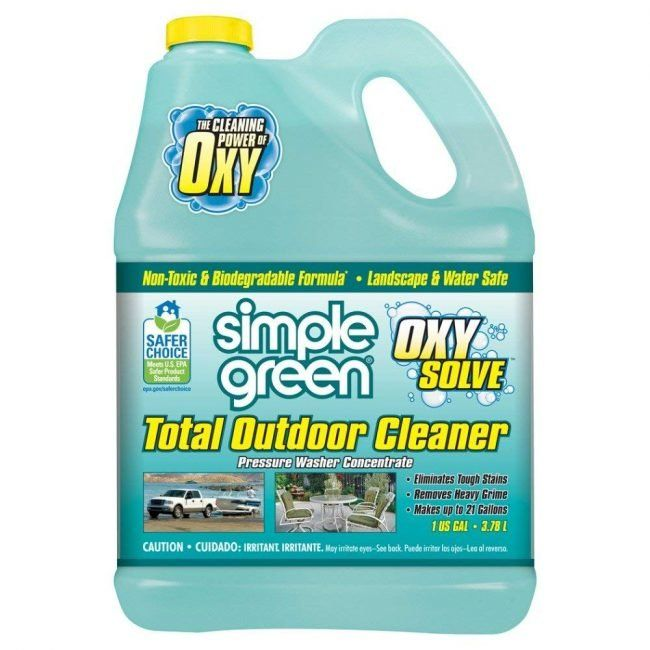 The Best Vinyl Siding Cleaners For Your Home S Exterior Deck Cleaner Wood Deck Cleaner Washer Cleaner