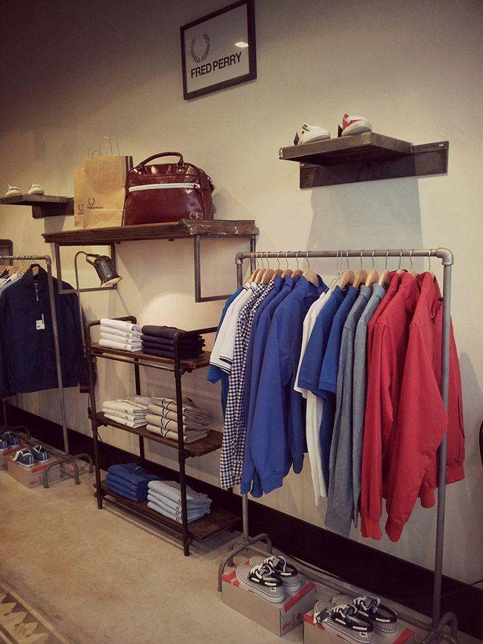 M s de 25 ideas fant sticas sobre muebles para colgar ropa - Percheros para colgar ropa ...