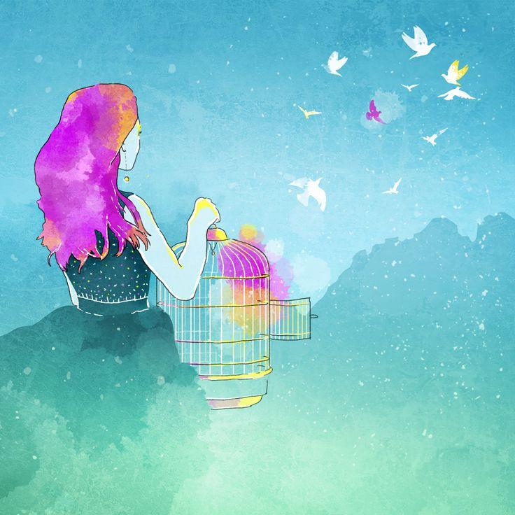 Я — свободный человек? Неизданное -- Avita Flit for Re.Self