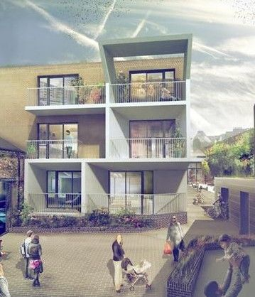 Sustainable development and urban regeneration specialist Igloo has won planning approval for a £10m mixed-use scheme with 25 low energy homes in north London.