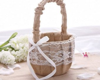 Wedding Baskets & Boxes – Etsy