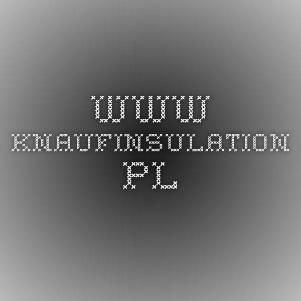 www.knaufinsulation.pl