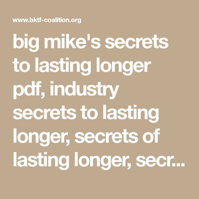 big mike's secrets to lasting longer pdf, industry secrets to lasting longer, secrets of lasting longer, secrets of lasting longer in bed, secrets to lasting longer, secrets to lasting longer big mike, Secrets To Lasting Longer By Big Mike, Secrets To Lasting Longer By Big Mike book, Secrets To Lasting Longer By Big Mike book free download, Secrets To Lasting Longer By Big Mike Download, Secrets To Lasting Longer By Big Mike ebook, Secrets To Lasting Longer By Big Mike ebook free, Secrets To…