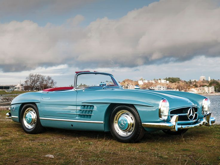 1958 Mercedes-Benz 300 SL Roadster | Arizona 2014 | RM AUCTIONS - sold for $1,045,000