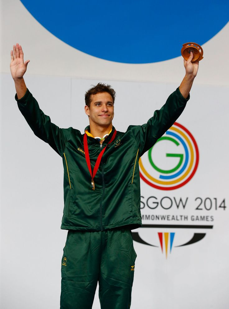 Chad le Clos of South Africa