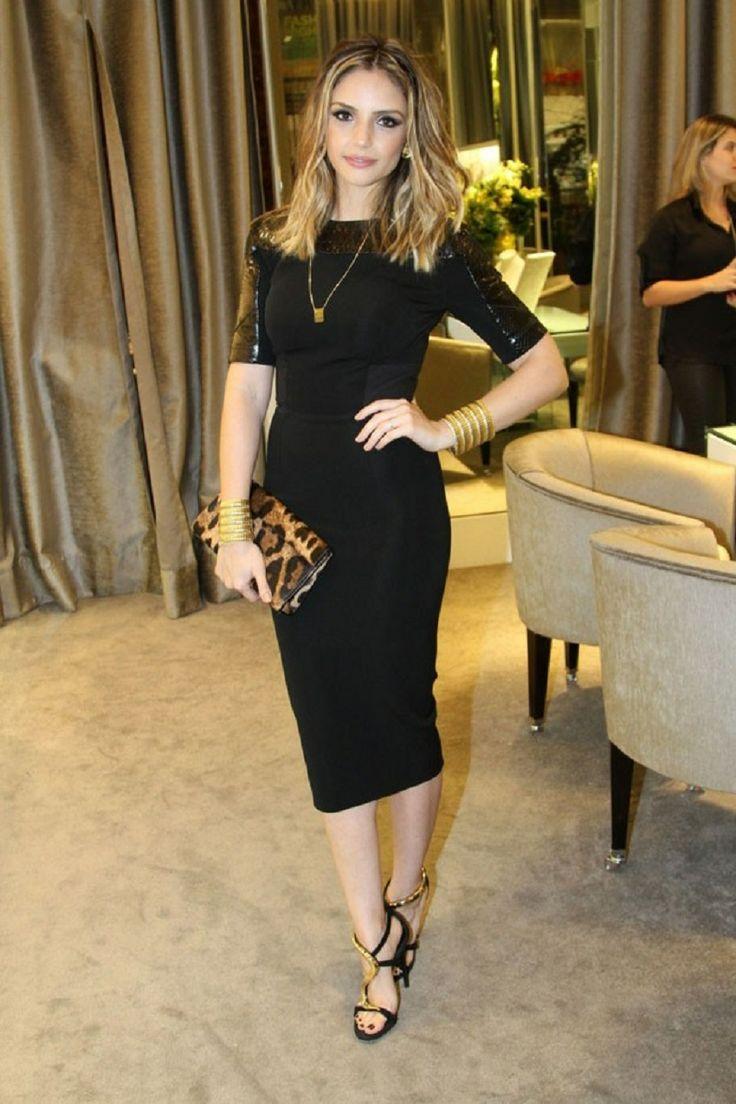 Carol Celico Famous Fashion Moda Das Famosas Pinterest Fashion
