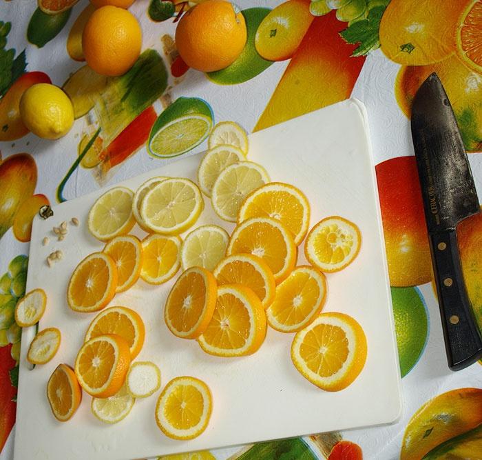 les 25 meilleures idées de la catégorie tranches d'orange sur