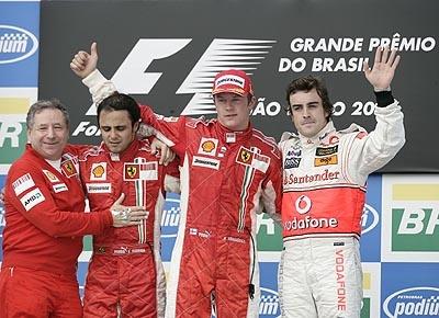 2007 Brazilian GP