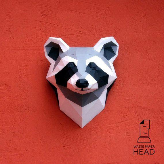 142 Mejores Im U00e1genes De Mask Papercraft  U0026 Plantillas En Pinterest