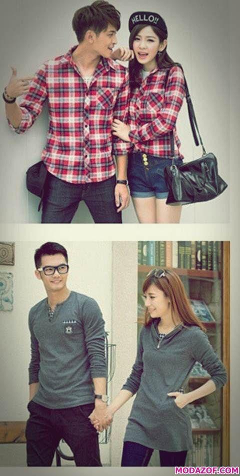 Sevgili Gömlek Kombinleri
