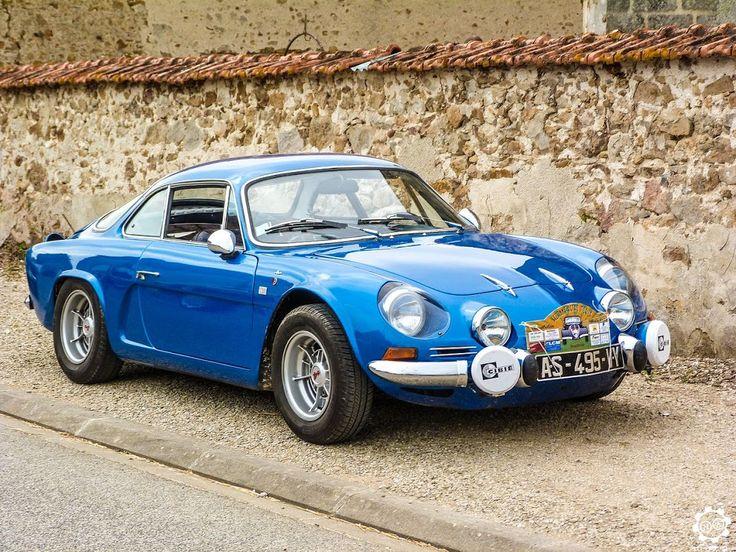 Alpine A110                                                                                                                                                                                 Plus