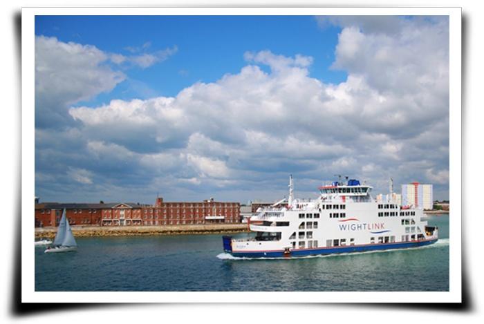 WightLink Ferries #Portsmouth #Ferries #Spinnaker #Tower #Portsmouth #International #Port #PortsmouthPort #PIP