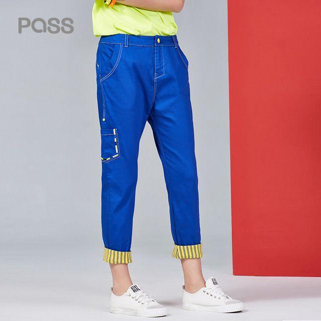 d5da725299fea Deal Today  31.80, Buy PASS Summer Hip Hop Pants For Woman Mid Waist Pant  Casual