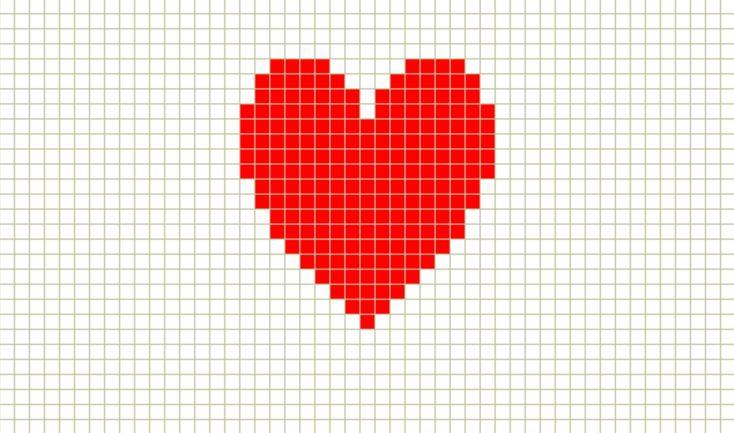 Nicht nur der Valentinstag ist eine schöne Gelegenheit um euren Liebsten eine Freude zu machen. Wie man ein Herz stricken kann? Hier eine Anleitung.