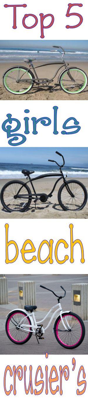 2015 Top Women's Beach Cruiser Bikes.