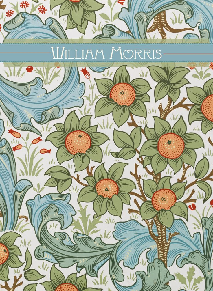 A fierce foe of modernity, William Morris (English, 1834–1896) drew inspiration from the Middle Ages, when artist and craftsman were considered equals. He believed that decoration, in its finest form, gives pleasure to those who use it as well as to those who make it. So after training as an architect, he founded a decorating company with friends to produce glasswork, metalwork, and countless other crafts, including many textiles he designed himself. The gorgeous floral and foliate wallpaper…
