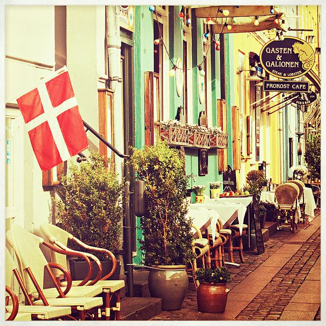 #Copenhagen streets #Denmark