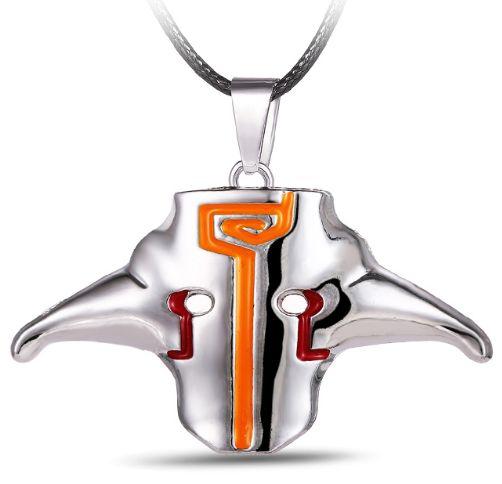 Dota 2 Juggernaut Mask Necklace //Price: $9.95 & FREE Shipping //