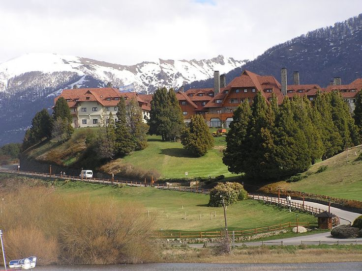 Hotel Llao-Llao, San Carlos de #Bariloche, un recoin de la Suisse en #Patagonie #Argentine