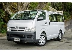 2006 Toyota Hiace 2.7P ZL For Sale