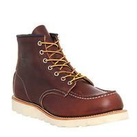 Redwing Work Wedge boots BROWN LEATHER