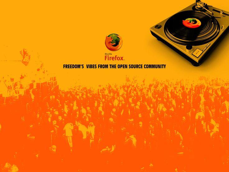 bureaublad achtergronden - Firefox: http://wallpapic.nl/computer-en-technologie/firefox/wallpaper-36627