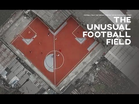DESIGN GRAND PRIX THE UNUSUAL FOOTBALL FIELD - Cannes Lions 2017 - YouTube
