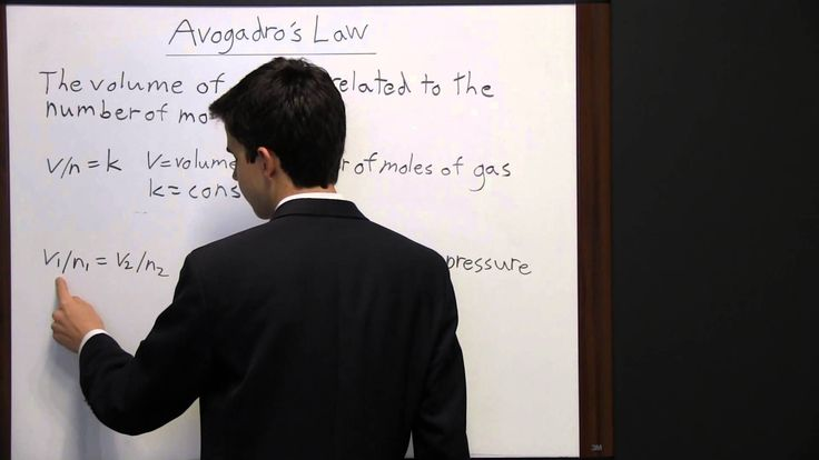 Learn about the HiSET exam and be prepared for your test day. Avogadro's Law Review