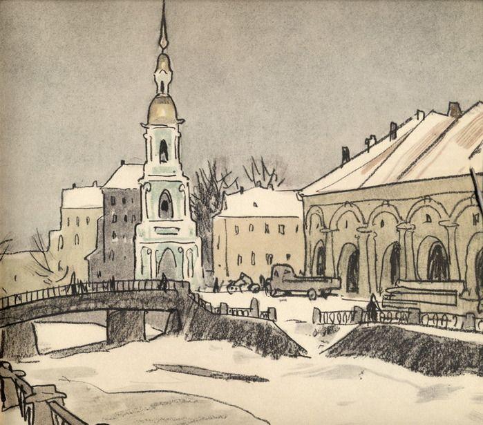 ленинградский альбом 1968