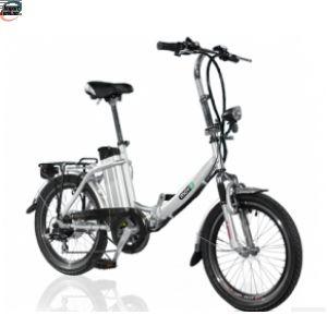 Elektrisk sykkel sammenleggbar - perfekt for sykkelturen