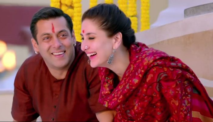 Watch: Salman Khan, Kareena's charming chemistry in 'Tu Chahiye' from Bajrangi Bhaijaan