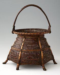 Japanese basket   Basket Case   Pinterest   Canastas, Nudo y Bambú es.pinterest.com236 × 295Buscar por imágenes