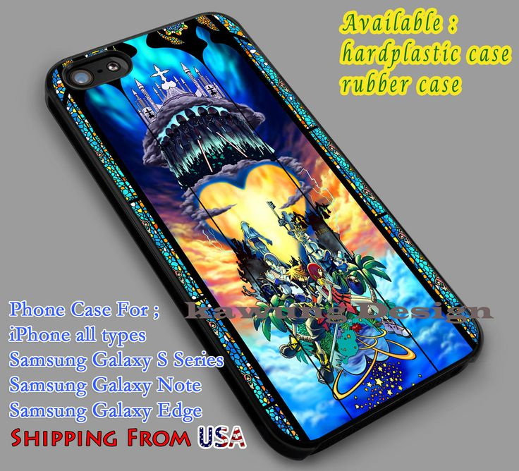 coque iphone 6 kingdom hearts