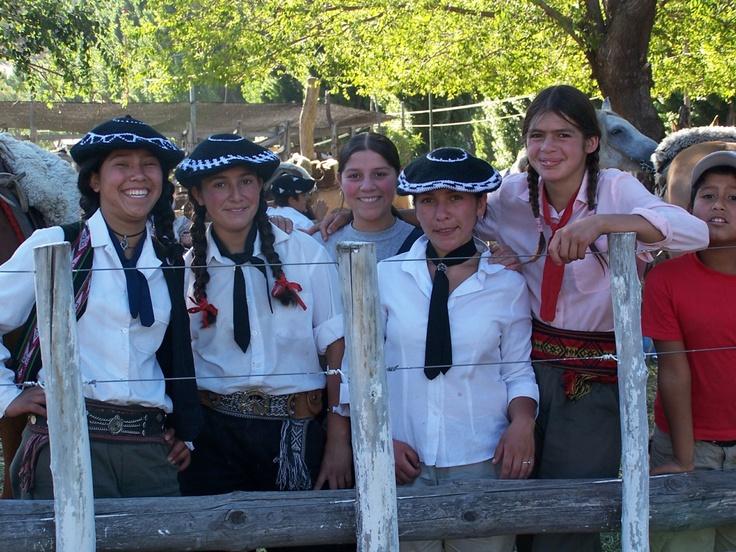 En la Fiesta del Puestero, Junín de los Andes (Neuquén)  www.viajaportupais.gov.ar
