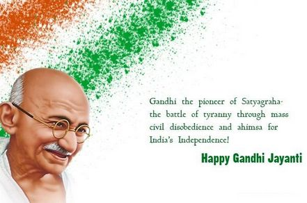 Happy Gandhi Jayanti Text SMS Messages Wishes Story 2014,happy gandhi jayanti 2014 sms,quotes,msgs,whatsapp status,wechat,fb,hd video,hindi