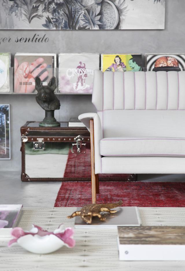 Superior Mostra Black By Guilherme Torres Flat Art Interior Design Pictures