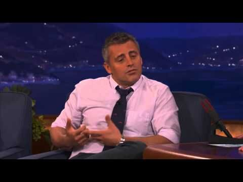 Matt LeBlanc - Funny Moments - YouTube