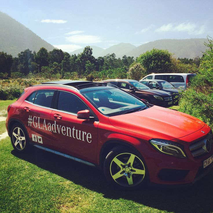 Mercedes-Benz #GLAadventure Weekend in Jeffrey's Bay