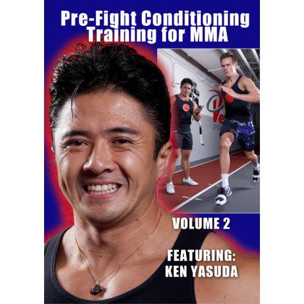 Prefight Conditioning Training MMA #1 DVD Ken Yasuda Japan Bodybuilding Champ