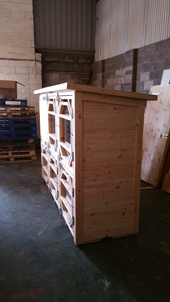12 Best Large Bespoke Rabbit Double Hutch Made By Boyles