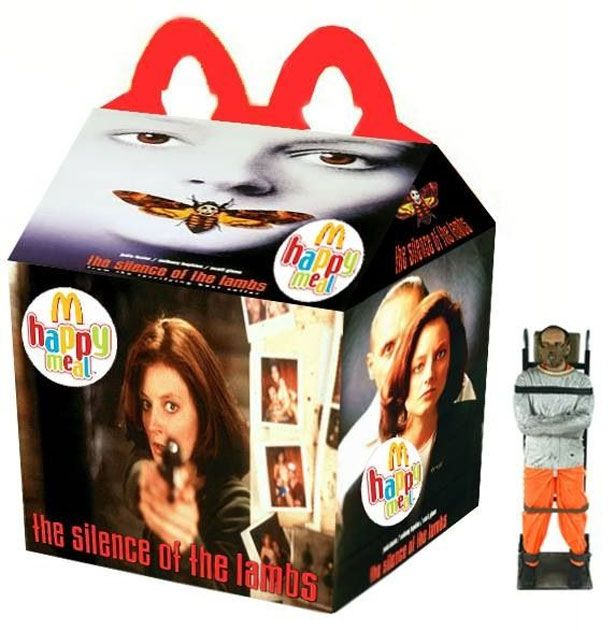 we wish! Cult Movie Happy Meals - Design - ShortList Magazine