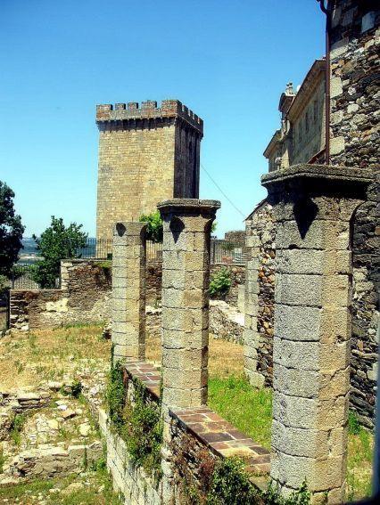 Torre Castillo, Monforte de Lemos, Lugo, Galicia #133599