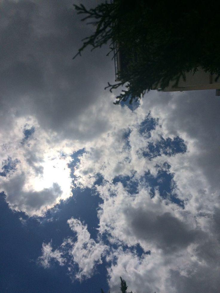 Orestiada sky Greece