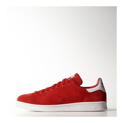 #Classic and yet #different adidas Stan Smith Shoes #Scarlet - on #sale 51% off @ #Adidas #coolonsale.com