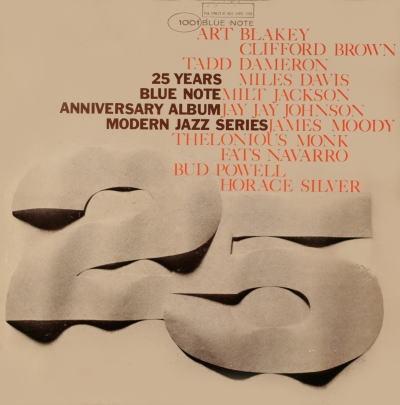 25 Years Of Blue Note Anniversary Album