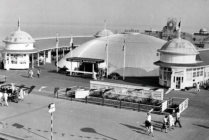 #Hastings Pier - at another time